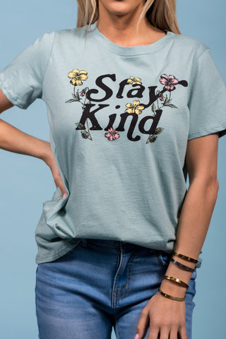 Stay Kind Graphic Tee