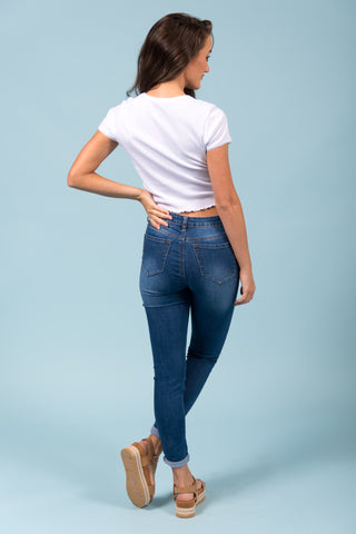 Emma Jeans in Medium
