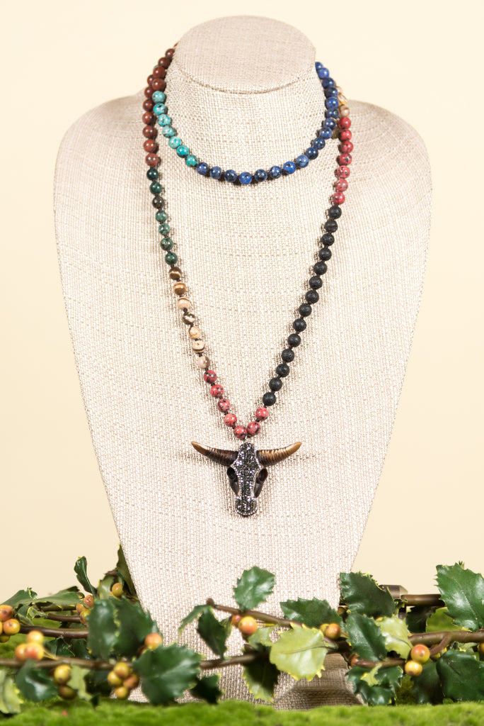 Kenzie Necklace in Multi