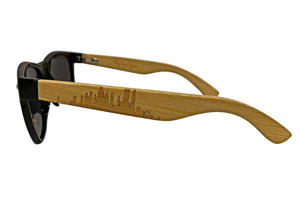 New York Wayfarer | Black - Skyline Specs