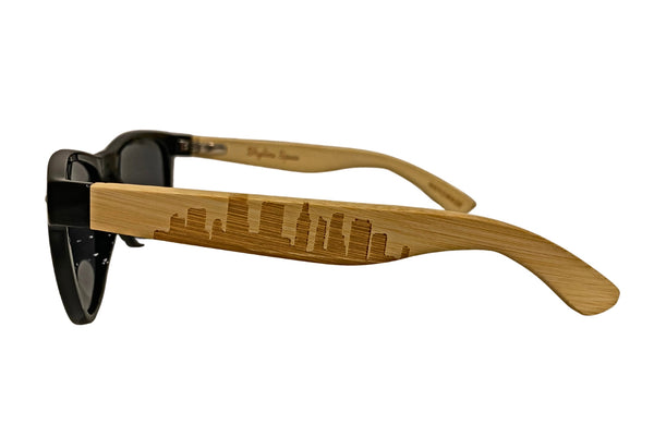 Houston Wayfarer | Black - Skyline Specs