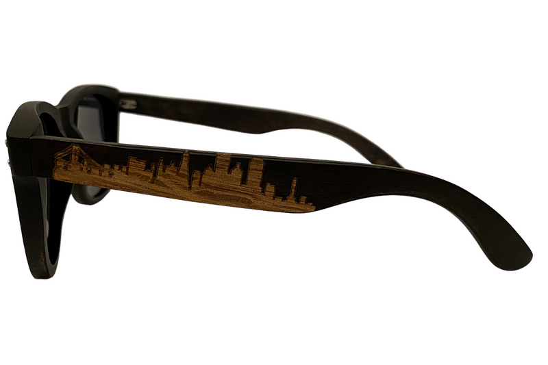 San Francisco All Wood | Dark - Skyline Specs