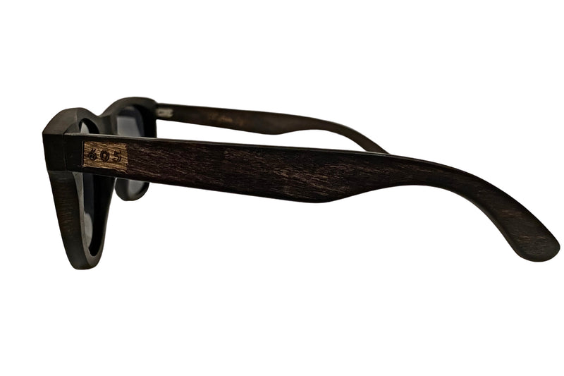 Sioux Falls All Wood | Dark - Skyline Specs