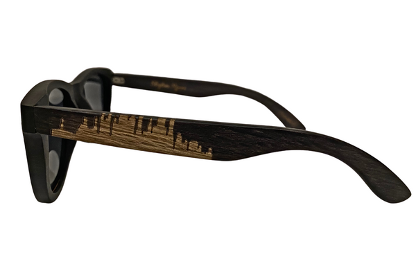 New York All Wood | Dark - Skyline Specs