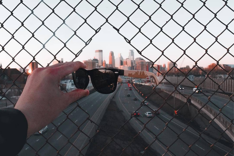 Minneapolis Wayfarer | Black