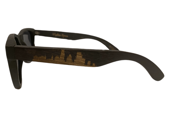 Minneapolis All Wood | Dark - Skyline Specs