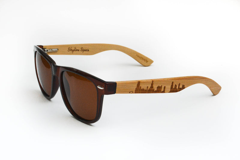 Chicago Wayfarer - Brown