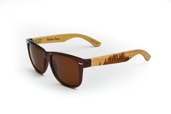 New York Wayfarer Brown