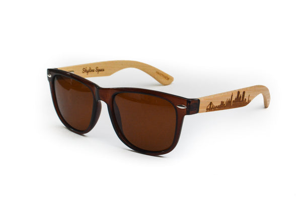 San Francisco Wayfarer Brown