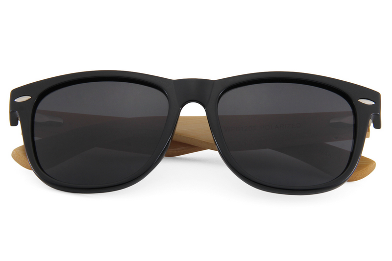 Chicago Wayfarer | Black - Skyline Specs