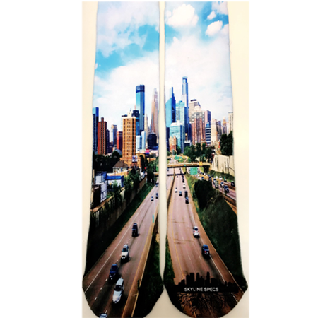Skyline Socks Daylight
