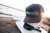 Save the Wake Trucker - Grey