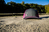 Roots Snapback - Electric Pink
