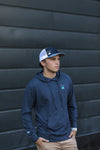 Lifestyle Hoodie - Heather Navy
