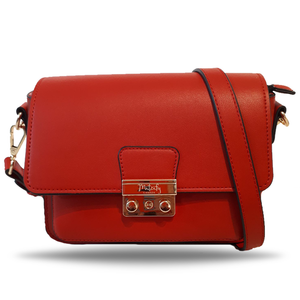 Jen's Collection Style No. 1 in Red.