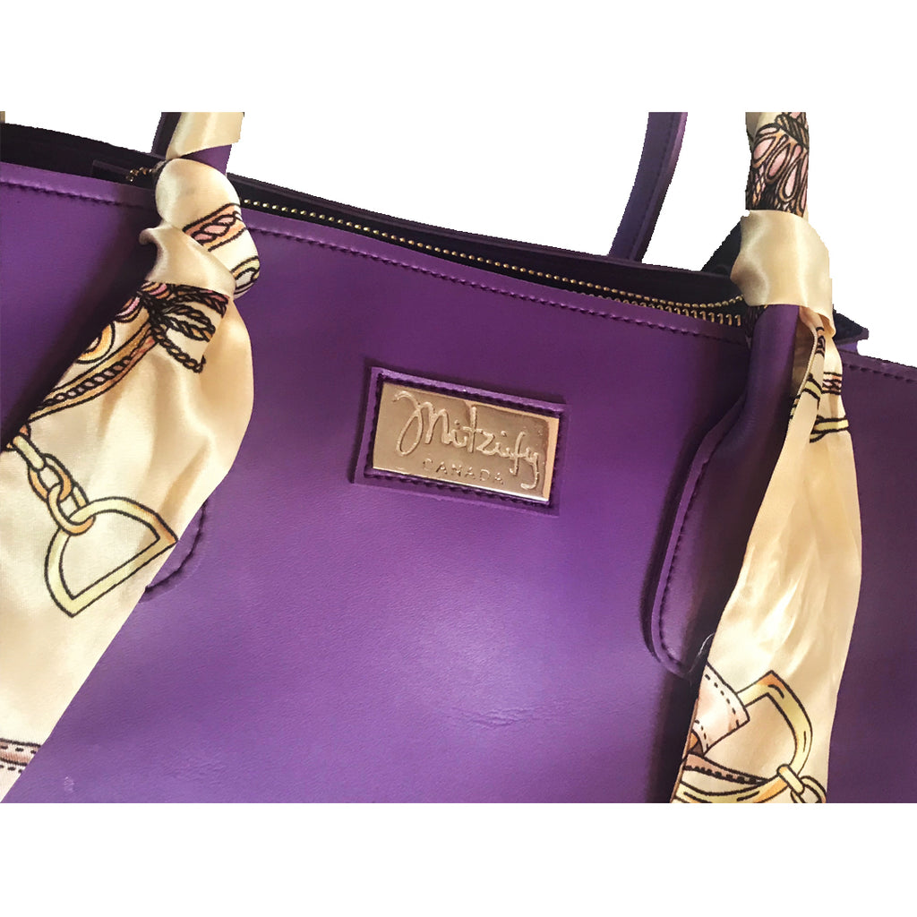 Mitzify Classic Collection in Purple