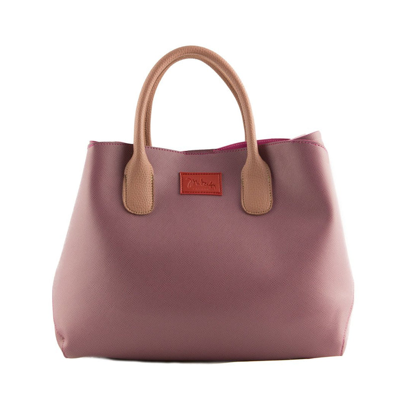 Mitzify Handbag Design No. 49 in Pink
