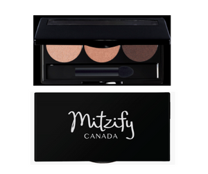 Mitzy Eyeshadow Collection (3-Well Pallet).