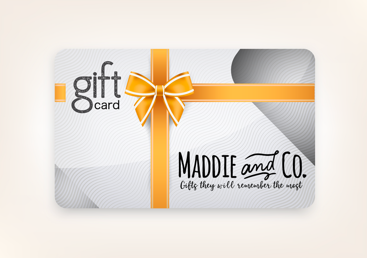 Gift Card-Maddie & Co.