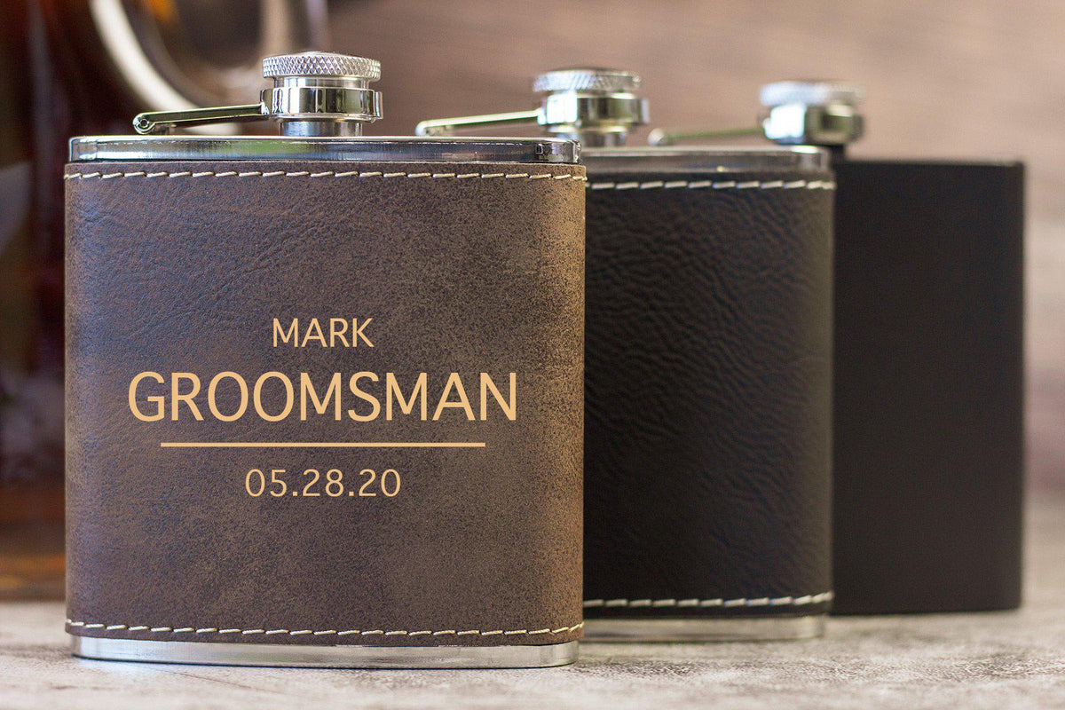 Groomsman Personalized Wedding Gift-Groomsmen Gift-Maddie & Co.