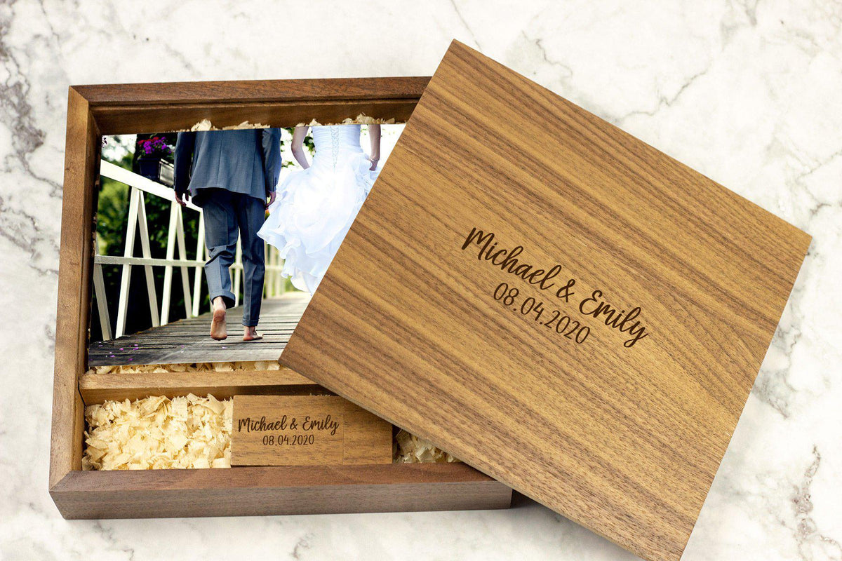 USB Flash Drive-Wedding-Maddie & Co.