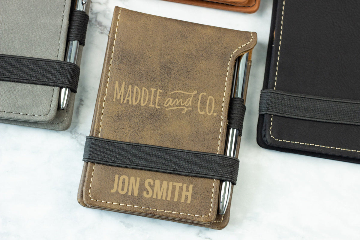 Personalized Logo Mini Notebook-Notebook/Journal-Maddie & Co.