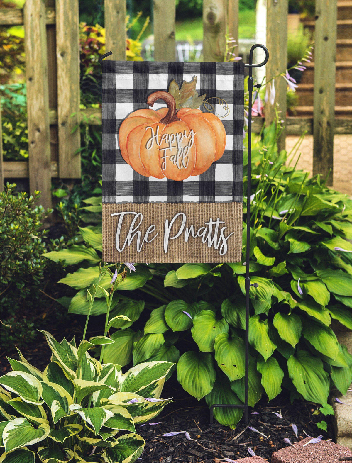 Happy Fall Garden Flag-Outdoor / Garden-Maddie & Co.