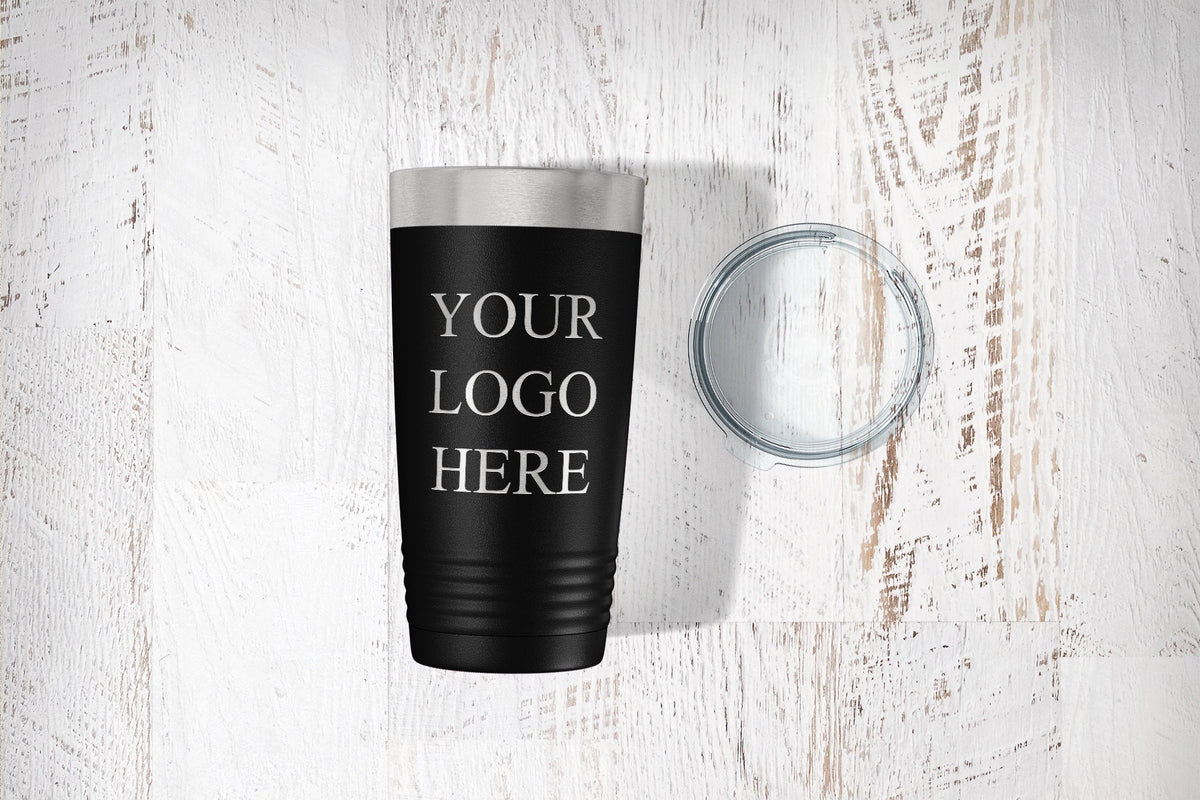Personalized Engraved Tumbler-Tumblers + Water Bottles-Maddie & Co.