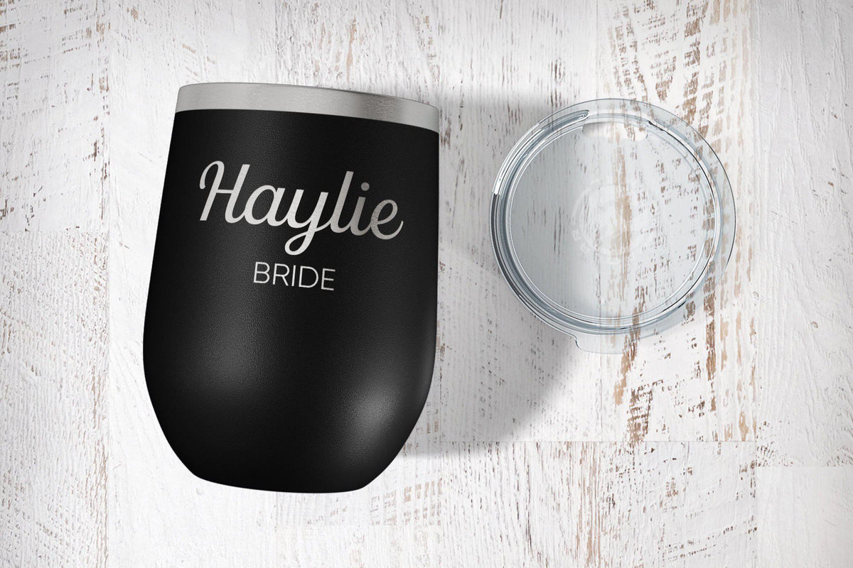 Personalized Tumbler-Tumblers + Water Bottles-Maddie & Co.