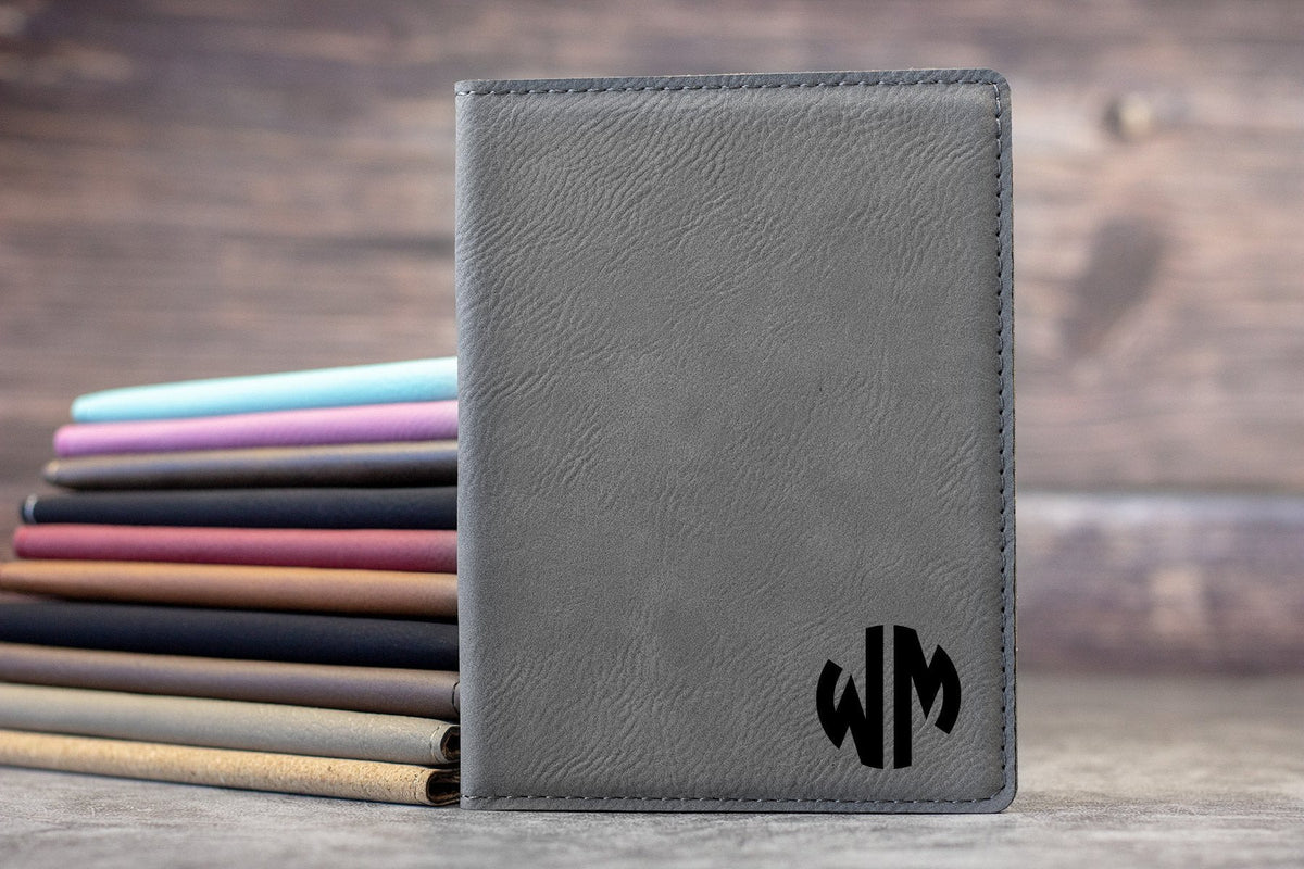 Initial Passport Cover-Maddie & Co.
