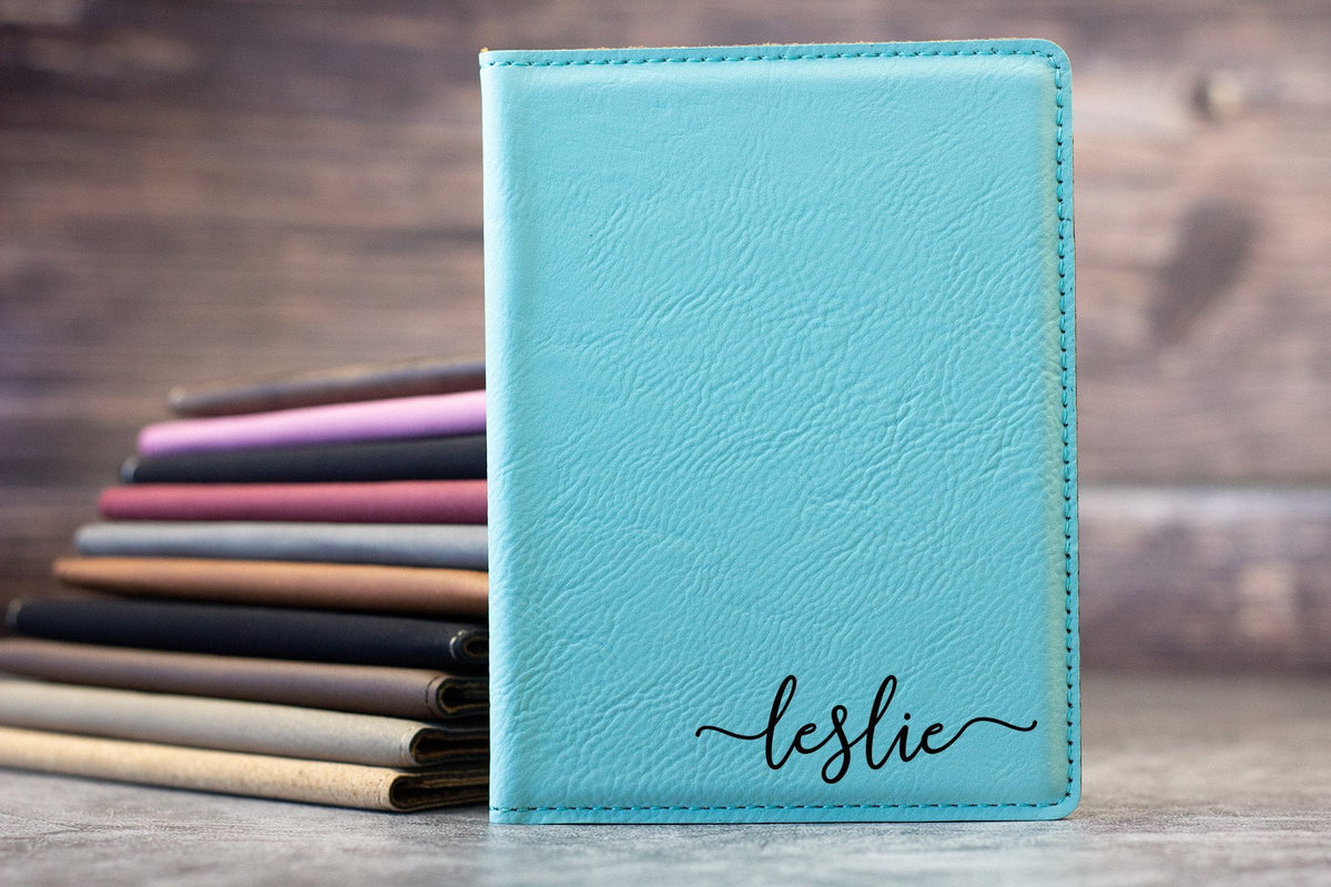 Personalized Name Passport Cover-Maddie & Co.