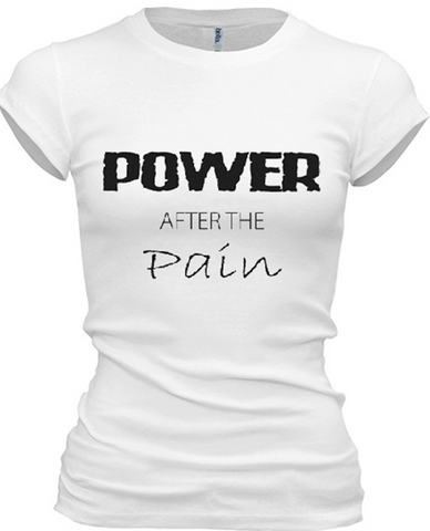 Power After the Pain