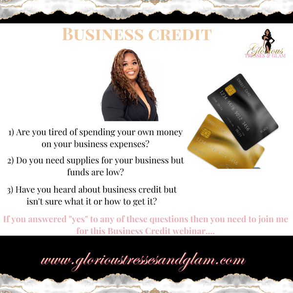 Business Babe - Glorious Tresses and Glam