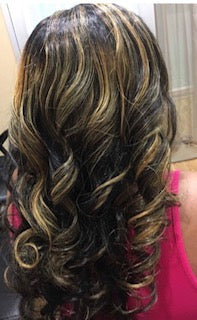 Tresses - Glorious Tresses and Glam
