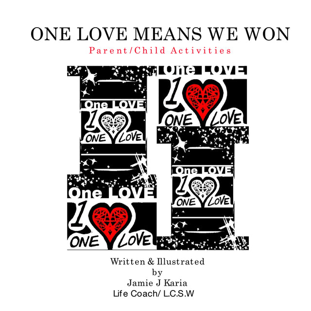 ONE LOVE MEANS WE WON-Ebook