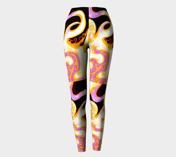 Spiral leggings