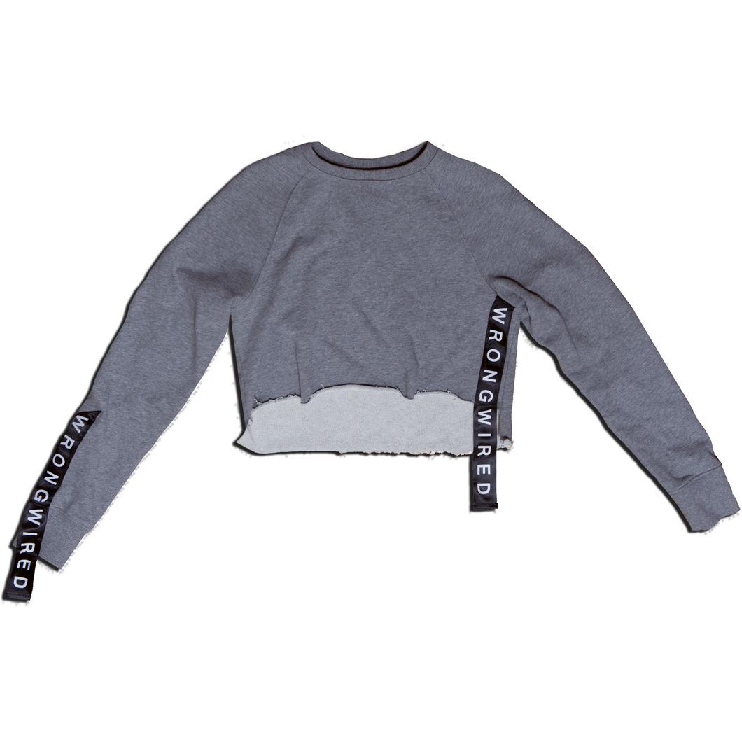 WrongWired Sweatshirt Womens (#WH1) - WrongWired