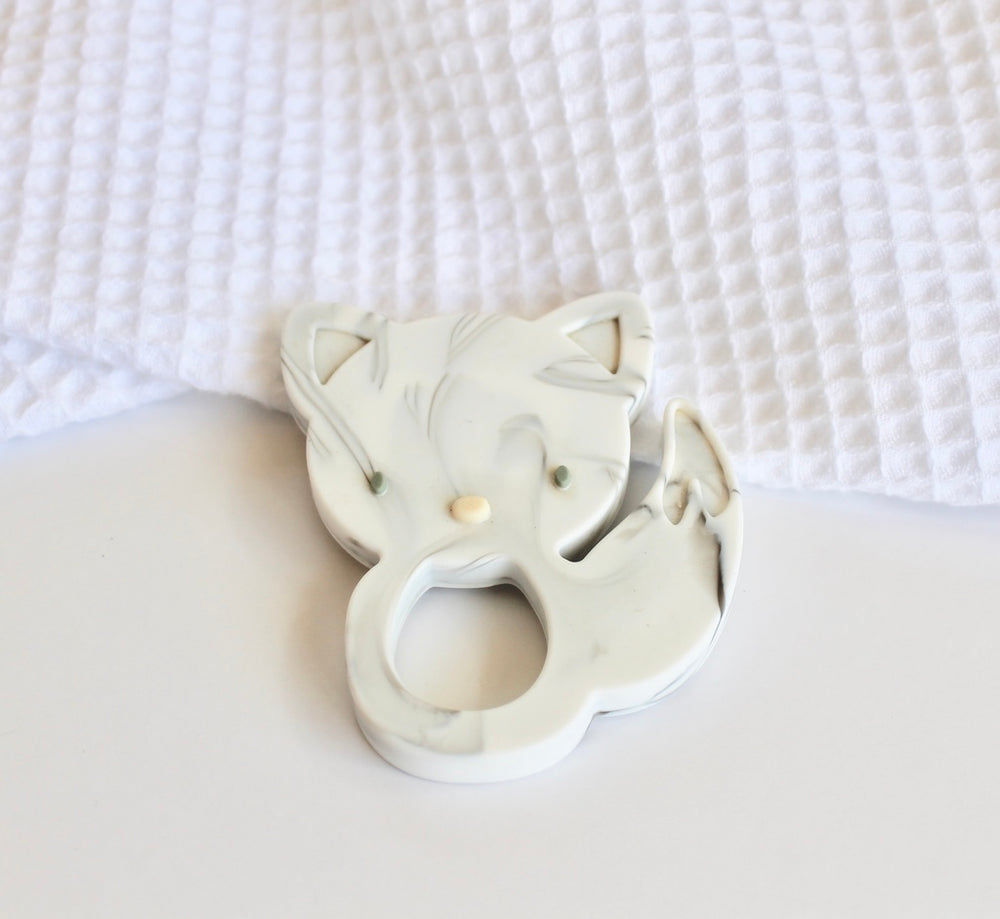 Fox Teethers for teething babies