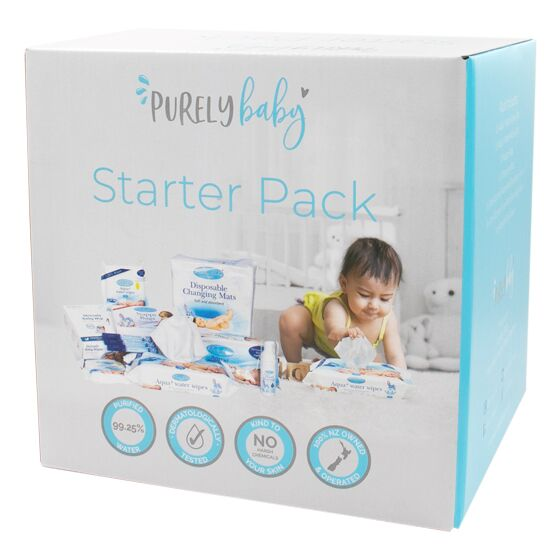 Purely Baby Starter Pack