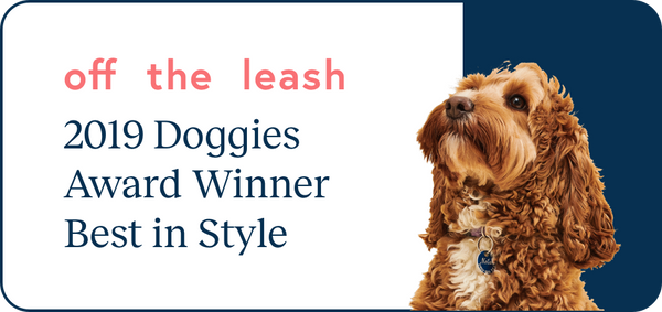 Off The Leash Award 2019