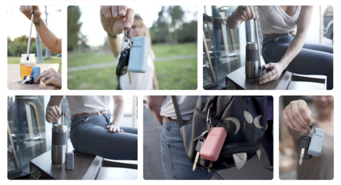 Collapsible Reusable Eco-Friendly Stainless Steel Straw *BPA FREE* - Goldycart.com