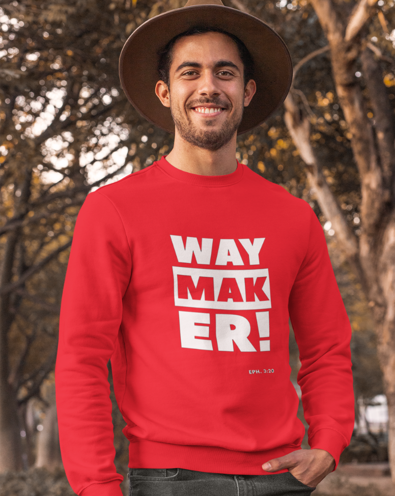 Waymaker (Classic) Men's Sweatshirt