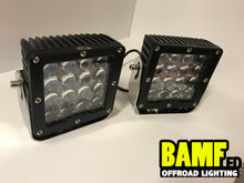 "Load image into Gallery viewer, BAMF 5.5"" 4D LED PODS (PAIR)"