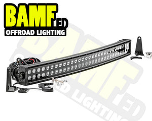 "50"" Curved ""SE"" Black Edition Light Bar"