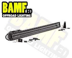 "50"" Straight ""SE""Black Edition Light bar"