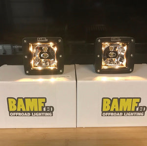 BAMF RGB 3x3 PODS (Sold in Pairs)