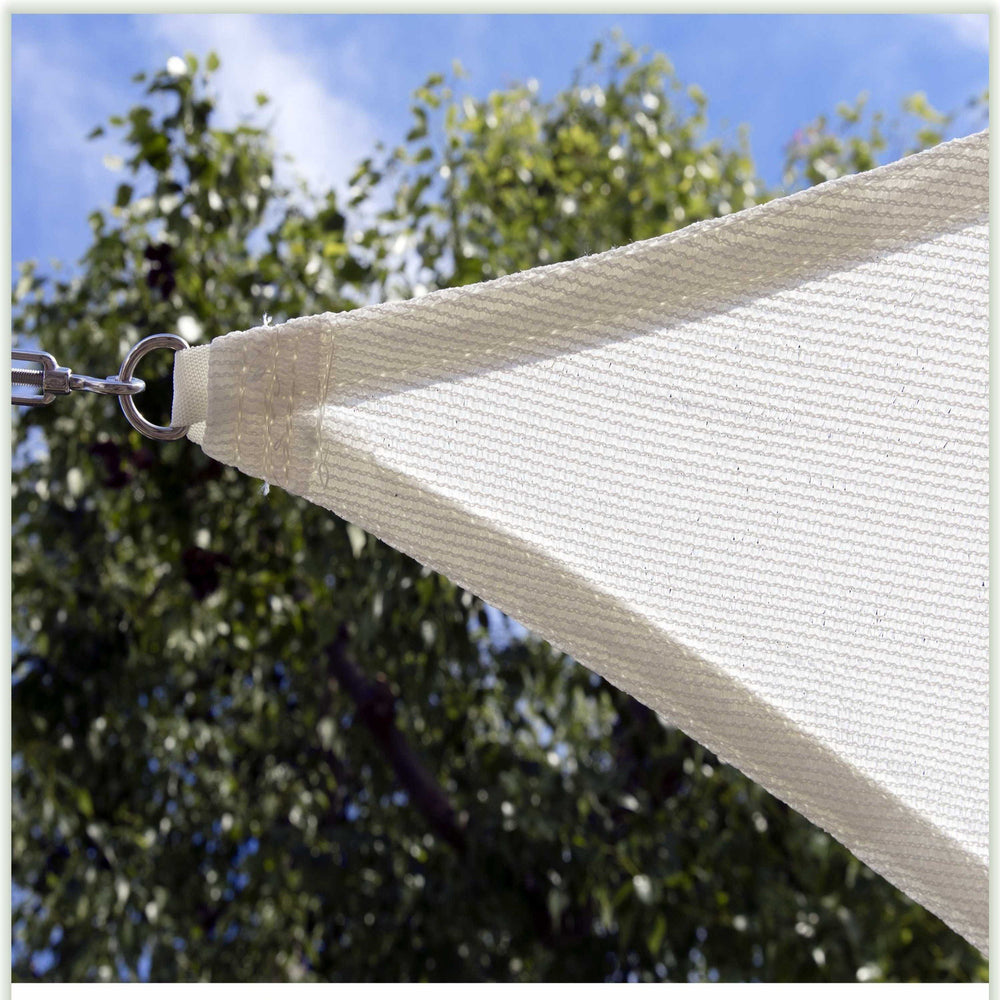 Load image into Gallery viewer, Square/Rectangle Sun Shade Sail Canopy, Commercial Grade, 6 Sizes, 10 Colors - ColourTree