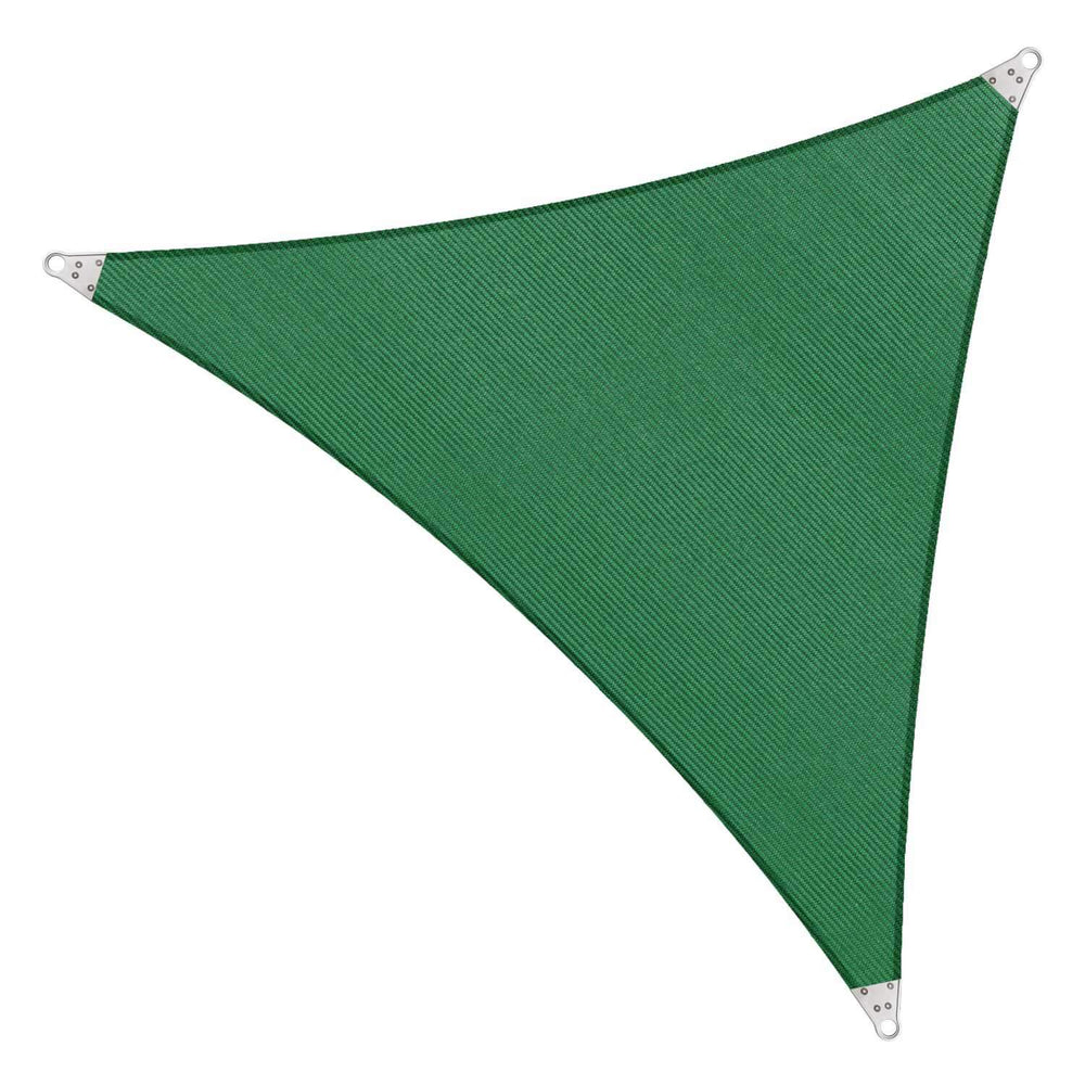 Triangle Heavy Duty & Super Durable Super Ring Sun Shade Sail (Custom Size Made to Order) - ColourTree