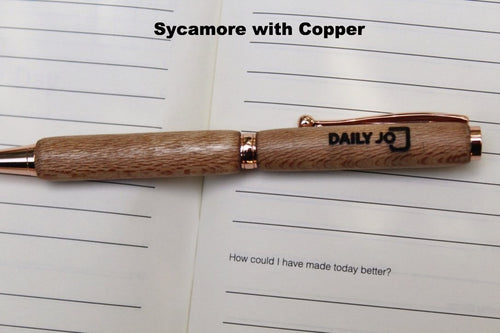 Sycamore with copper