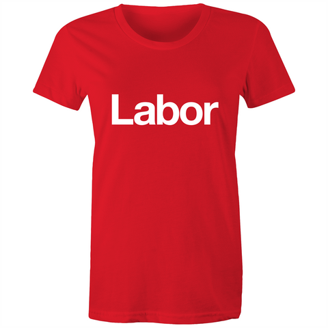 Labor Women's T-Shirt